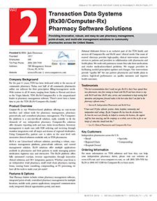 Rxinsider Pharmacy Management System Companies Pms