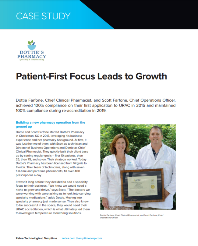 Patient-First Focus Leads to Growth